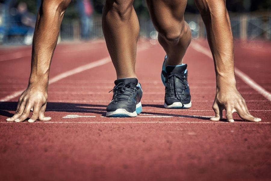 La importancia de la pisada en el deporte