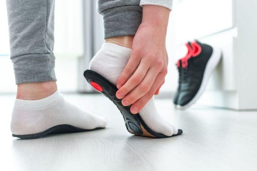 Las plantillas no aumentan tu numero de zapato