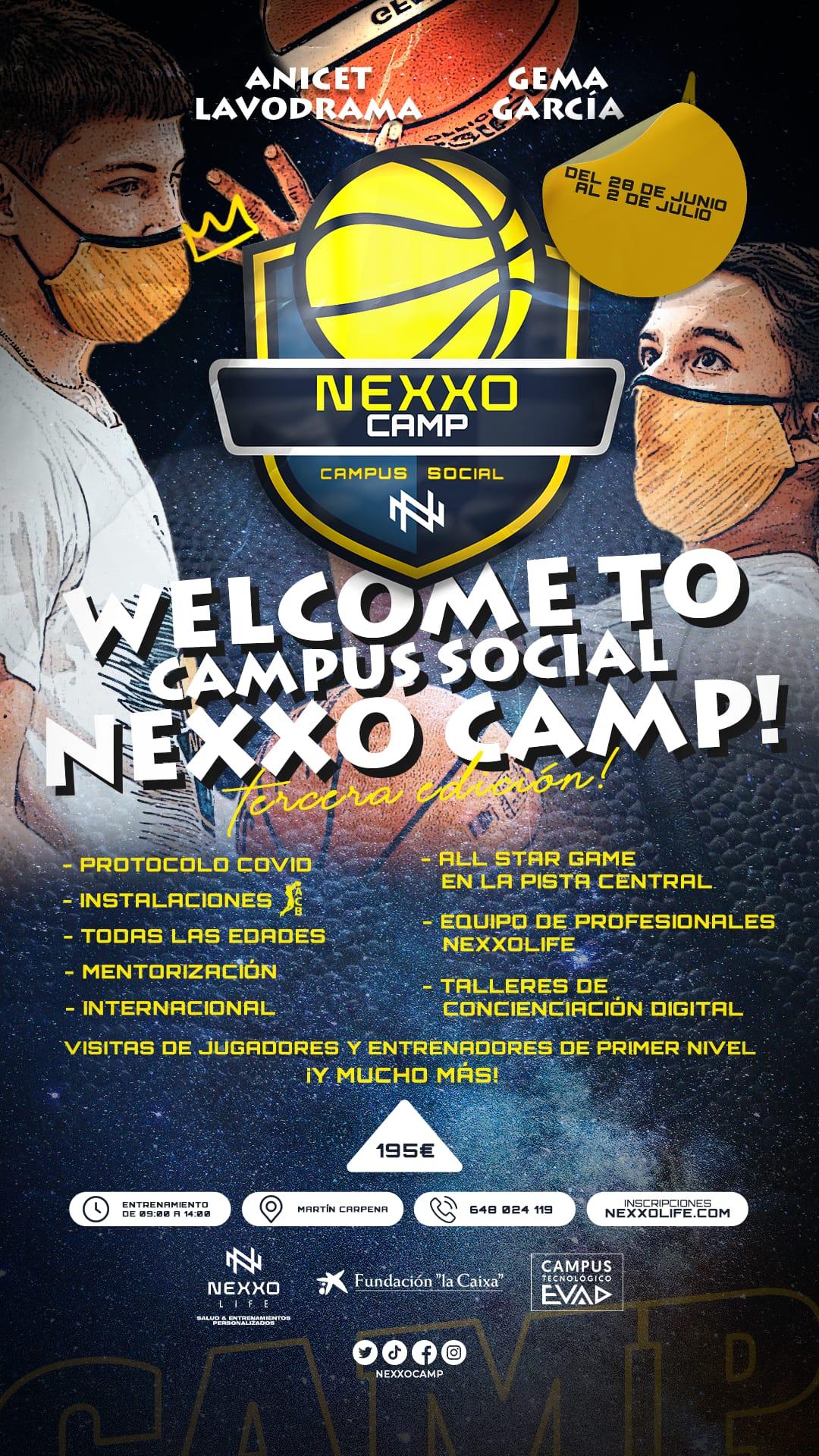 Nexxo Camp