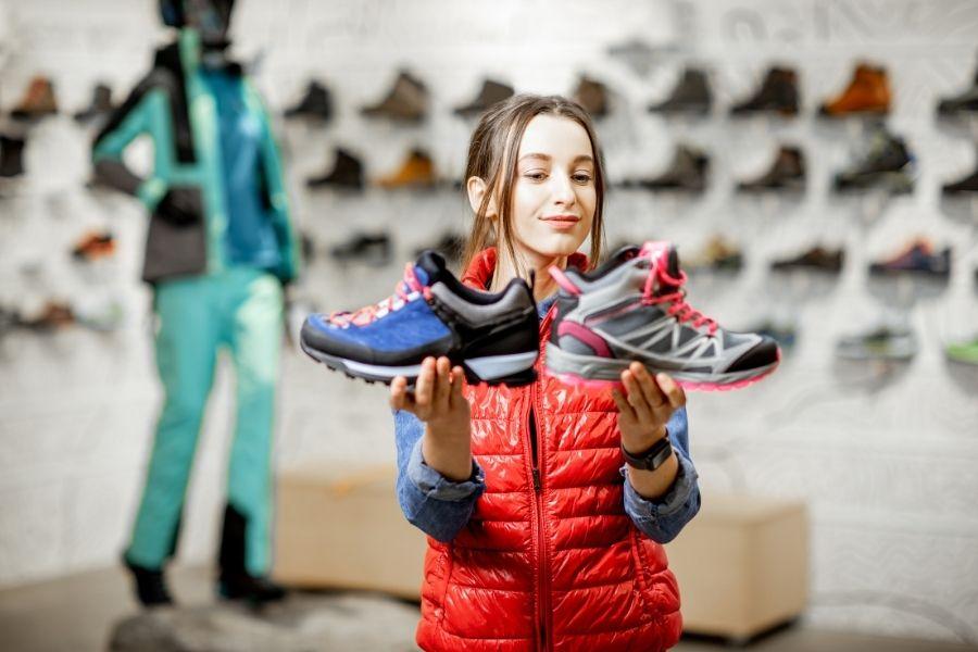 Tipos de zapatillas para elegir